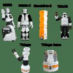 Las 3 empresas de robótica humanoide más importantes de España
